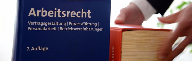 Anwalt Arbeitsrecht Münster